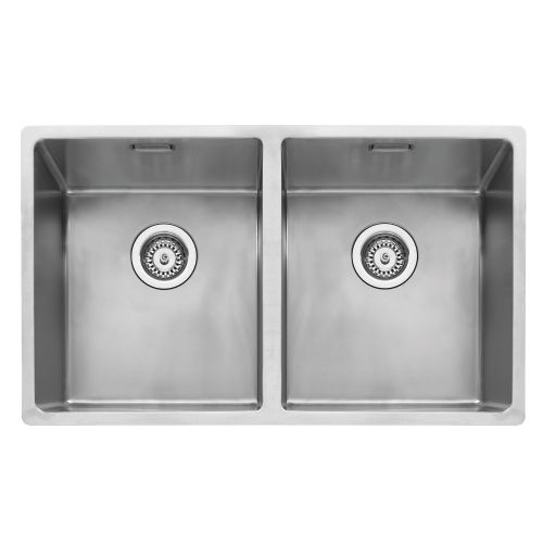 Caple Mode 3434 Stainless Steel Inset or Undermount Sink